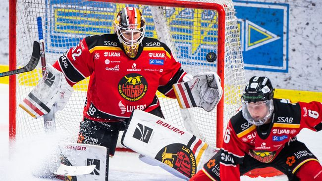 Spelschemat för SDHL-säsongen är här