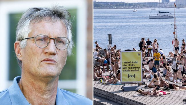 Who Designates Sweden As A Particularly Risky Country Hears Tegnell S Response Teller Report