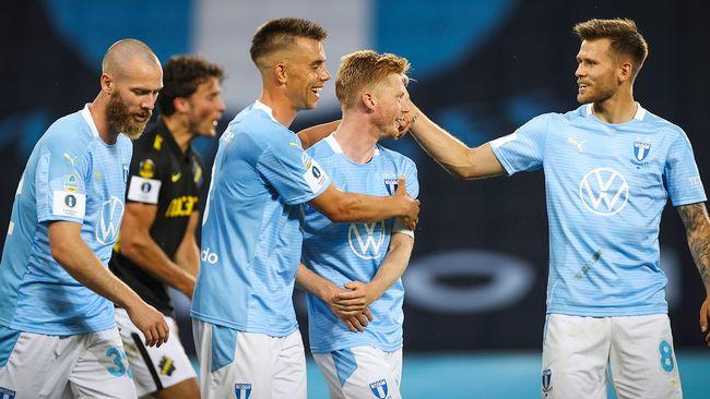 Malmö FF has corona in the organization - Teller Report
