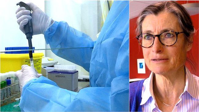 Många östgötar får sköta smittspårningen av covid-19 själva
