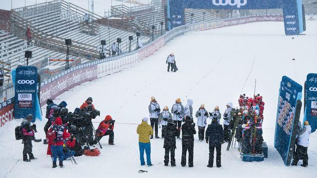 Världscuptävlingen i Ulricehamn flyttas