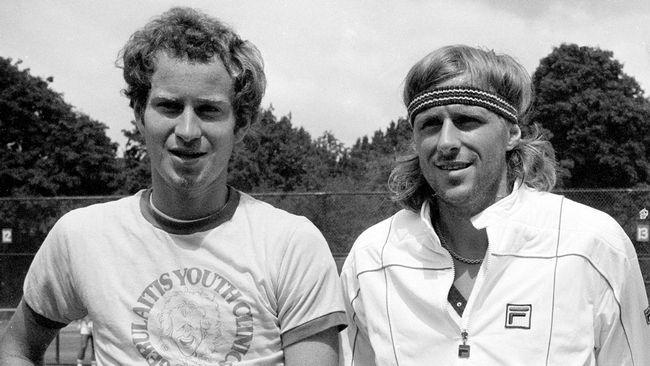 """Wimbledon 1981 var första gången jag började tänka att det här är inte roligt längre"""""""