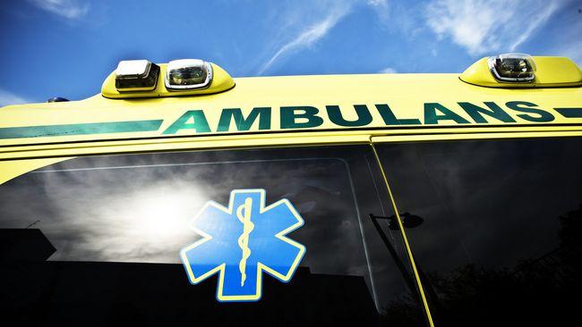 Ambulanspersonal åkte inte på larm – ville äta lunch