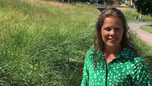 Hammarö kommun låter gräset växa för att öka mångfalden
