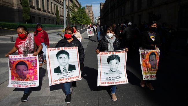 Försvunnen student i Mexiko identifierad