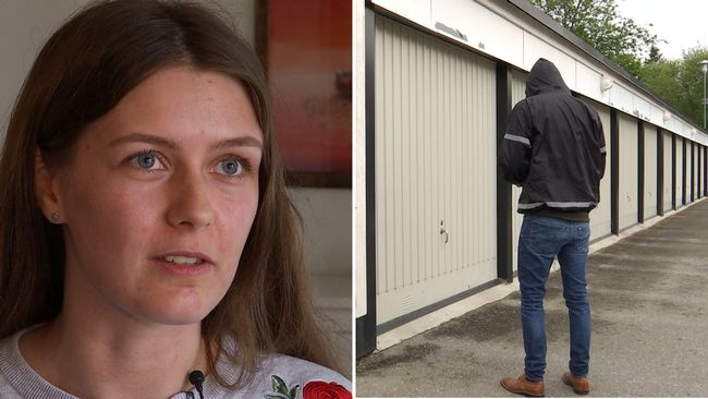 """Hon fixade systemets kryphål: """"Ditt garage kan bli kriminellt"""""""