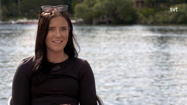 """Sofia Reideborn: """"Det ska bli skönt att slippa damhockeyn"""""""