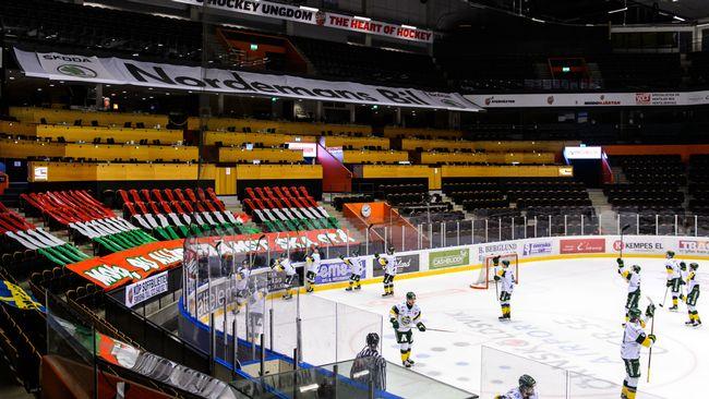 Done Hockeyallsvenskan Is Postponed Teller Report