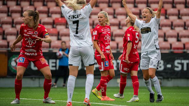Förvirring kring vem som gjorde segermålet för nya serieledaren Göteborg FC