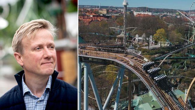 Lisebergs kamp: Vill öppna med virtuella köer