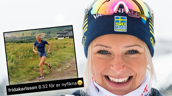 Ny supertid av Frida Karlsson