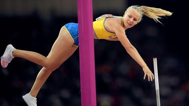 """Lisa Gunnarsson tillbaka: """"Kan hoppa igen"""""""