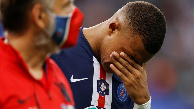 Mbappé missar Champions League-kvart