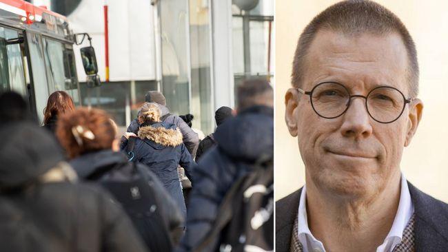 Fredrik Elgh: Risk för nya lokala utbrott även i Sverige