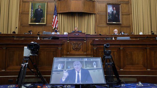 Kongressen: Techjättarna är för mäktiga