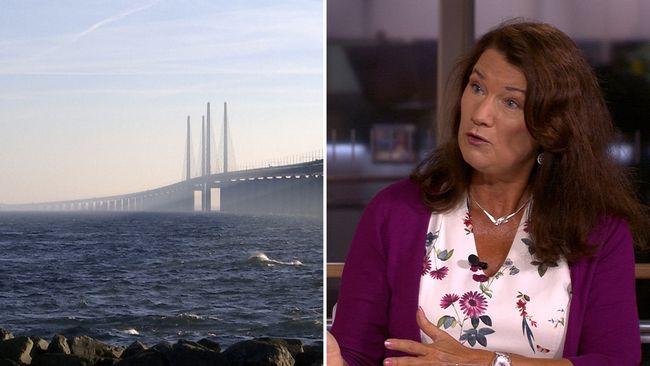"""Utrikesministerns miss: Höll på att åka till Danmark trots att hon bor i """"fel"""" region"""