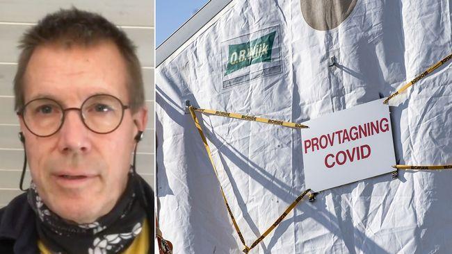 Professorn: Sverige måste utöka testningen i höst