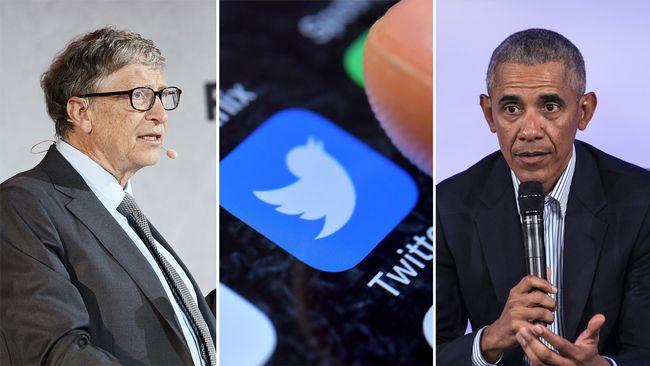 17-åring gripen för omfattande Twitterhack