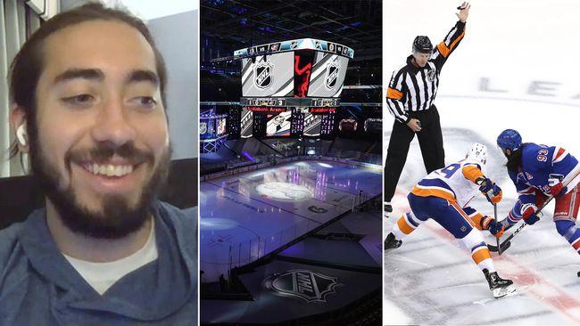 """Zibanejad om livet i NHL-bubblan: """"Tillgång till det mesta"""""""