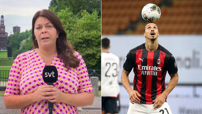Wegerup om Zlatans framtid: Milan vill ha honom till nästan varje pris