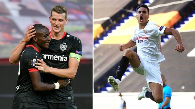 Sevilla och Leverkusen vidare i Europa League