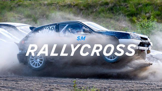 13.30: Se SM-finalen i rallycross