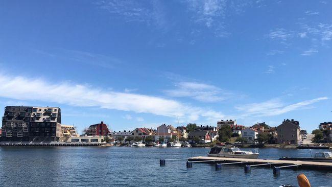 Här ska världens första filmfestival på vatten hållas