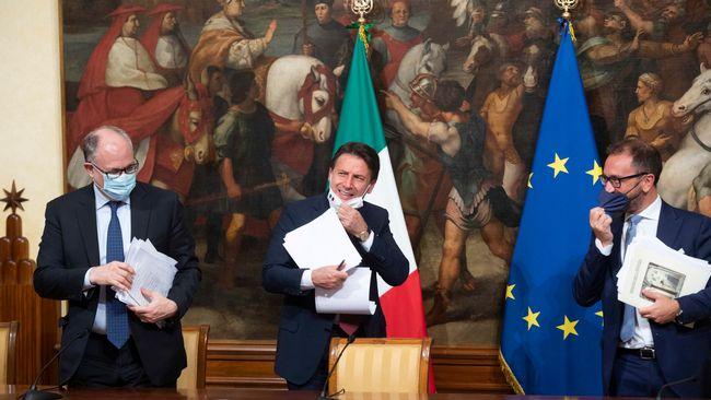Nytt stimulanspaket på gång i Italien