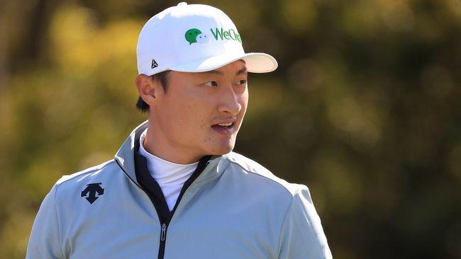 Kinesiskt i topp i PGA-mästerskapet