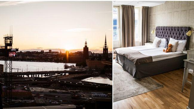 """Stockholms Handelskammare: """"Hotellsäsongen ödelagd"""""""