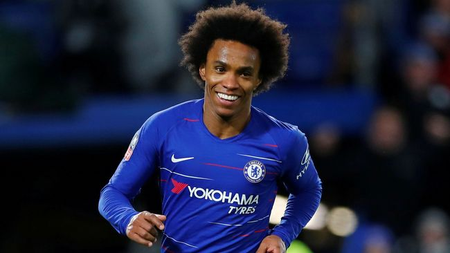 Willian klar för Londonrivalen