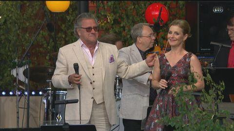 Tommy Körberg och Helen Sjöholm.