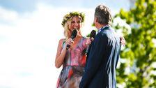 Sanna Nielsen och Anders Glenmark