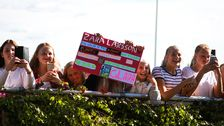 Zara Larsson har trogna fans.