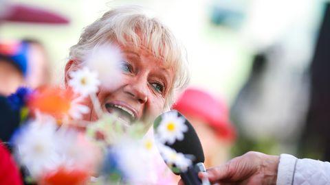 Lisa Lampert, en av fyra #MinAllsångvinnare