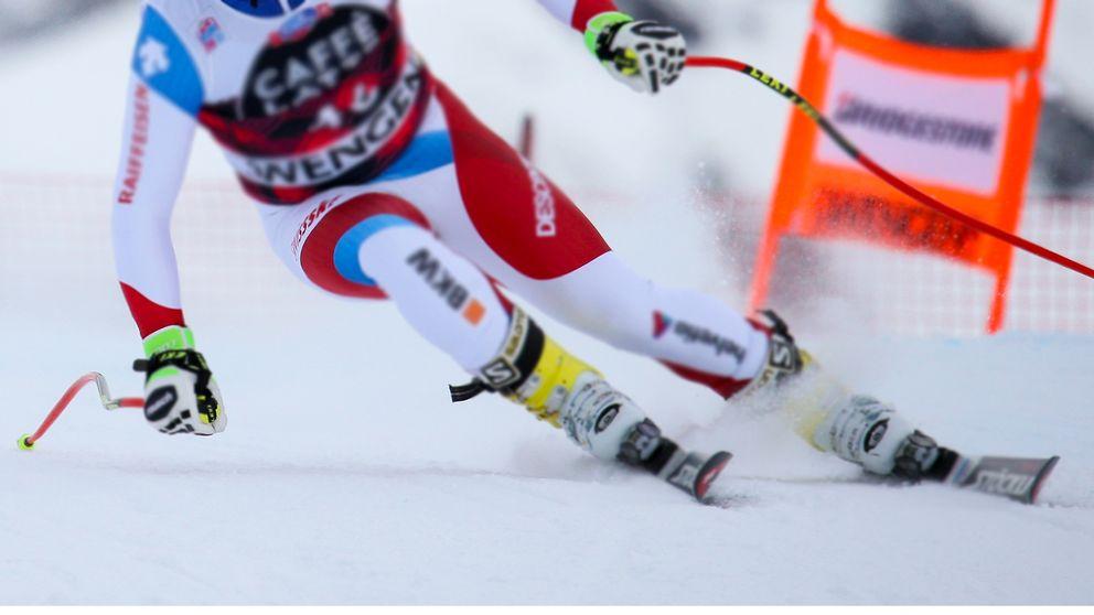 Alpina tävlingar.