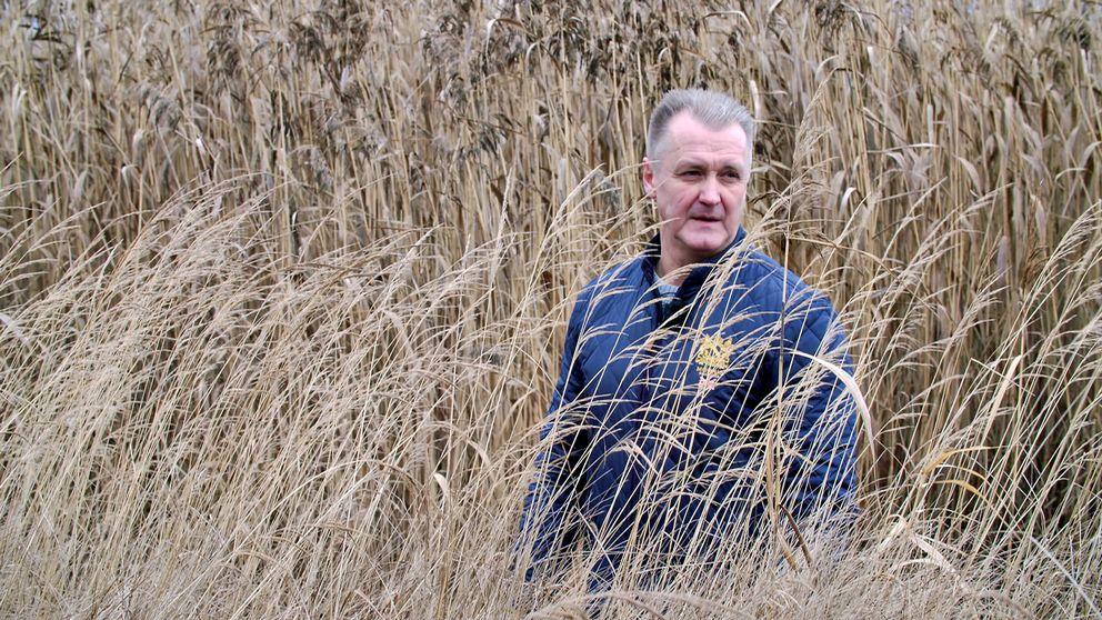 Rolf Sandberg, förundersökningsledare.