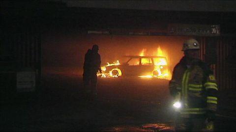 Bränn en bil - få ett jobb