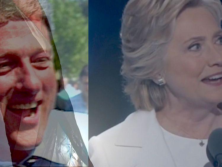 Från Clinton till Clinton