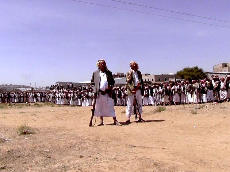 Expedition Jemen - 52 grader i skuggan