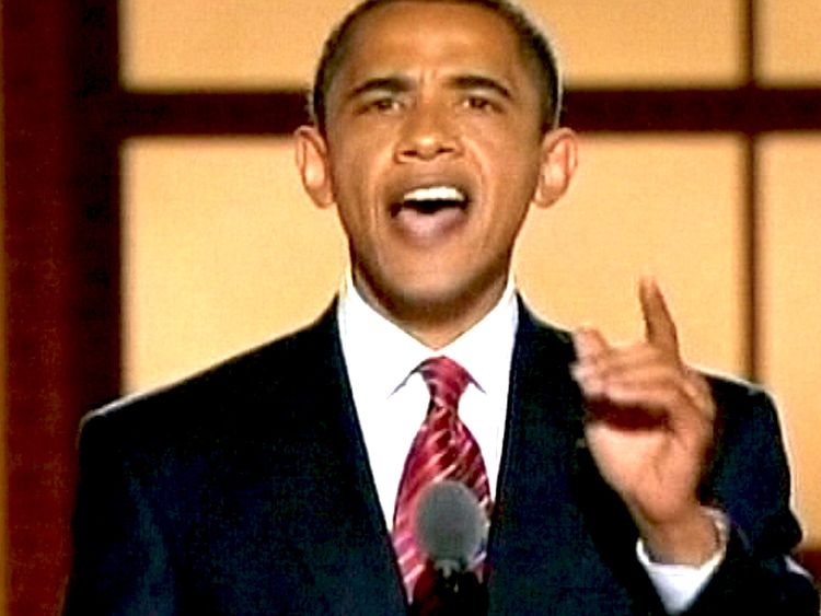 Från Bill till Barack