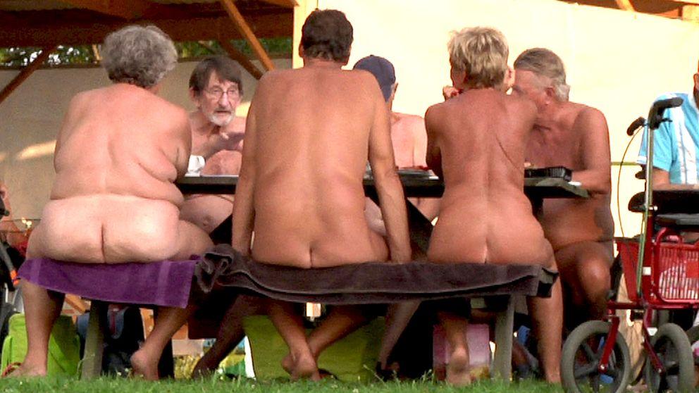 Nudisten dokumentär