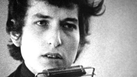 Bob Dylan i Se dig inte om