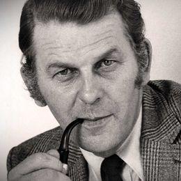 Politikern Thorbjörn Fälldin, partiledare för Centerpartiet 1971-1985.