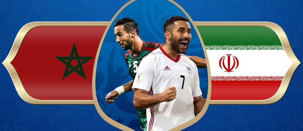 Iran nobbar match i usa