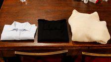 Skjorta, Gina Tricot, Polo, H&M, Stickad tröja, Lindex.