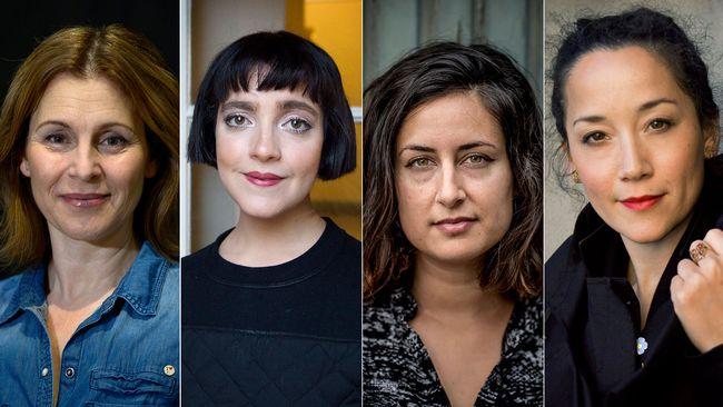 Helen Sjöholm, Shima Niavarani, Ahang Bashi och Maia Hirasawa gästar Go'kväll i veckan.
