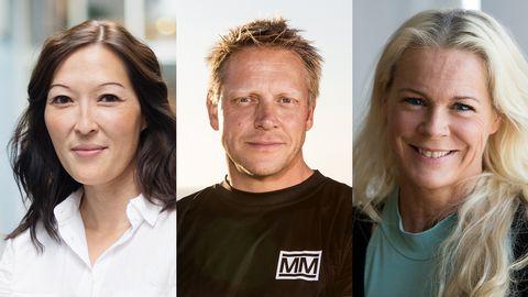 Lena Sundström, Anders Eriksson och Malena Ernman är gäster i Go'kväll i veckan.