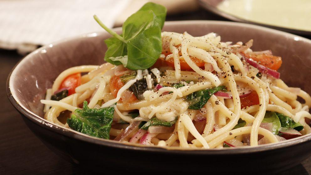 9-minuters pasta
