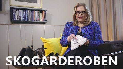 Stylisten Hulda Andersson visar fyra par skor som gör underverk för stylingen av plaggen i din garderob.